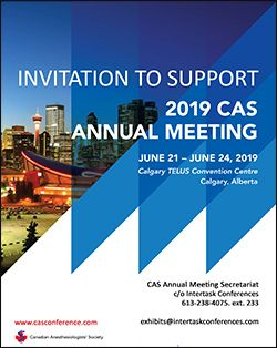 CAS 2019 Invitation to Support