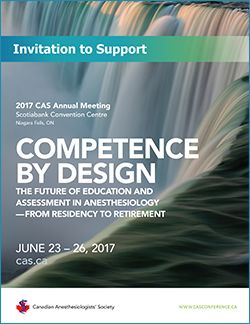 CAS 2017 Invitation to Support